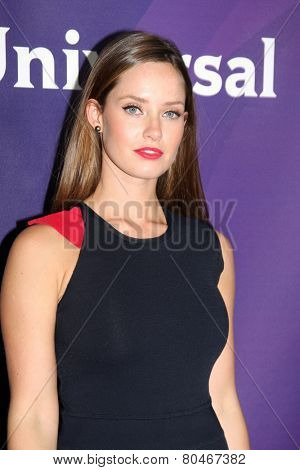 LOS ANGELES - JAN 15:  Merritt Patterson at the NBCUniversal Cable TCA Winter 2015 at a The Langham Huntington Hotel on January 15, 2015 in Pasadena, CA