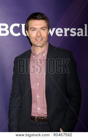LOS ANGELES - DEC 15:  Noah Bean at the NBCUniversal Cable TCA Press Tour at the Huntington Langham Hotel on December 15, 2014 in Pasadena, CA