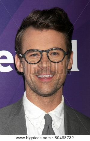 LOS ANGELES - DEC 15:  Brad Goreski at the NBCUniversal Cable TCA Press Tour at the Huntington Langham Hotel on December 15, 2014 in Pasadena, CA