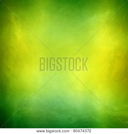 Green Colorful Background