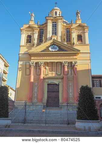 Church Of San Bernardino Meaning St Bernardine In Chieri