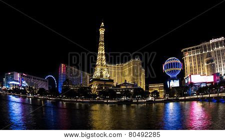 Eiffel Tower, Paris, Las Vegas