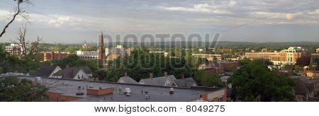 New Britain Connecticut Panorama
