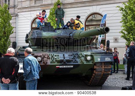 Leopard 2 Tank 2A5