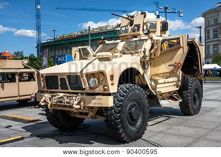 Oshkosh M-ATV MRAP All-terrain Vehicle