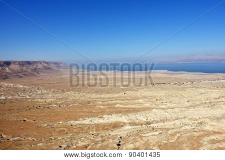 Judean  Desert, Israel