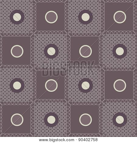 Abstract graphic background. Seamless pattern