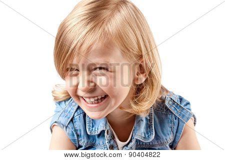 Cute Happy Girl