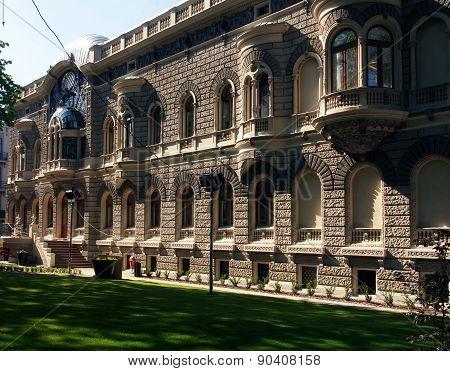 Charles Poznanski Palace.