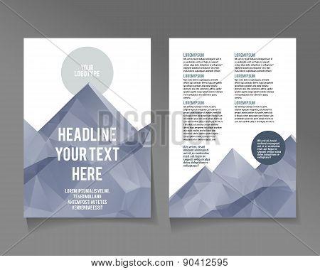 Editable A4 poster