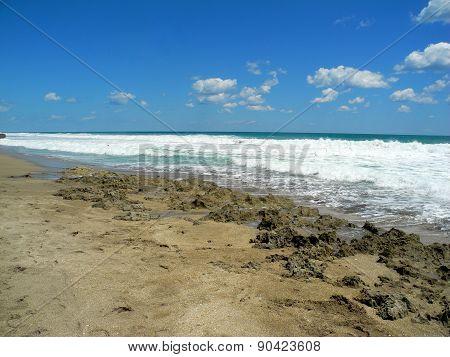 A Stunning Beach Day