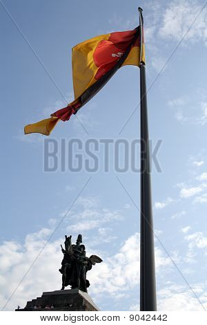 The Emperor And The Flag