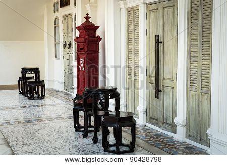 Chino Portuguese Style Decoration