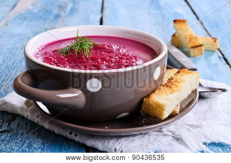 The Beet Soup
