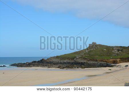 Porthmeor Beach, St.ives, Cornwall,UK