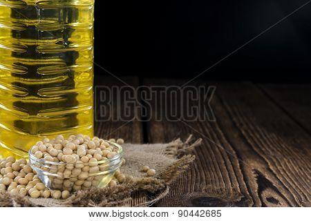 Healthy Soy Oil