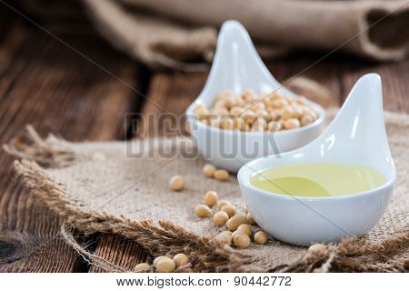 Healthy Soy Oil