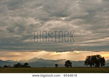 Colorado Plains Sunset