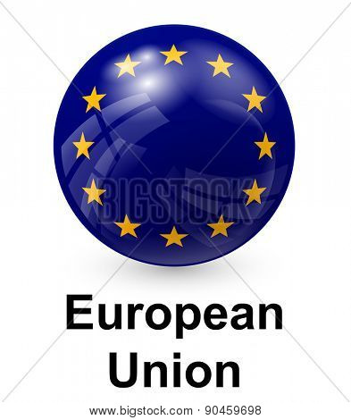 European union state flag