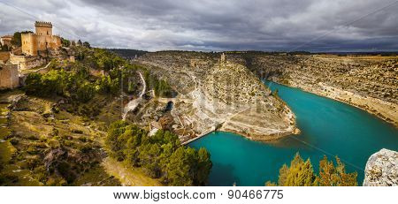 Impressive castles of Europe - Alarcon, Spain ( Castile la mancha)