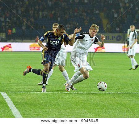 Metalist Vs Zorya Football Match