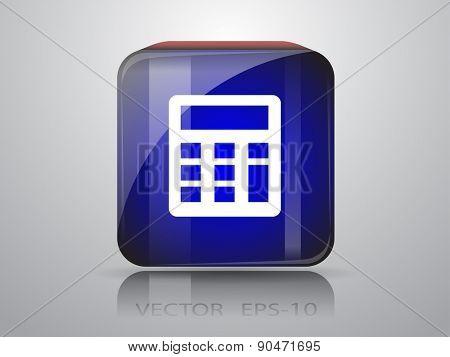 icon of calculator