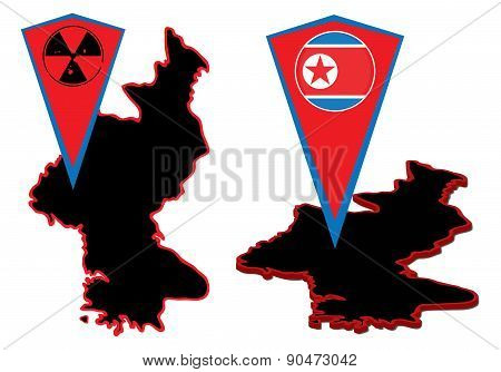 North Korea Maps