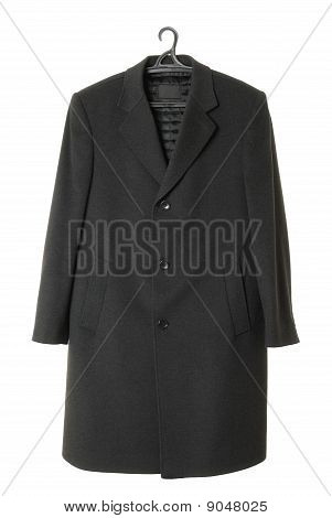 Male Long Overcoat