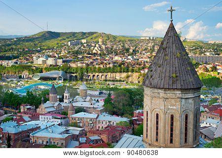 Tbilisi Skyline, Georgia