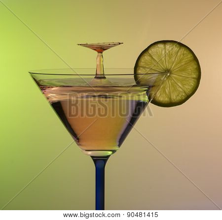 Cocktail for one.