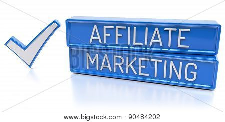 Affiliate Marketing - 3D Render