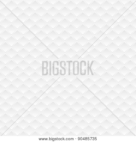 Squares paper tech texture. Vector background