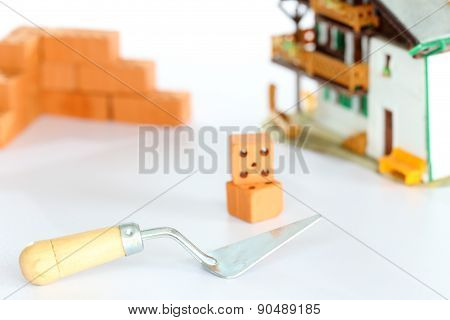 Tools And Bricks