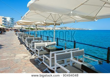 Ierapetra. Crete, Greece