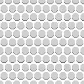 stock photo of octagon  - Geometric fine abstract vector background with grey octagons - JPG