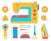 pic of sewing  - Sewing machine - JPG