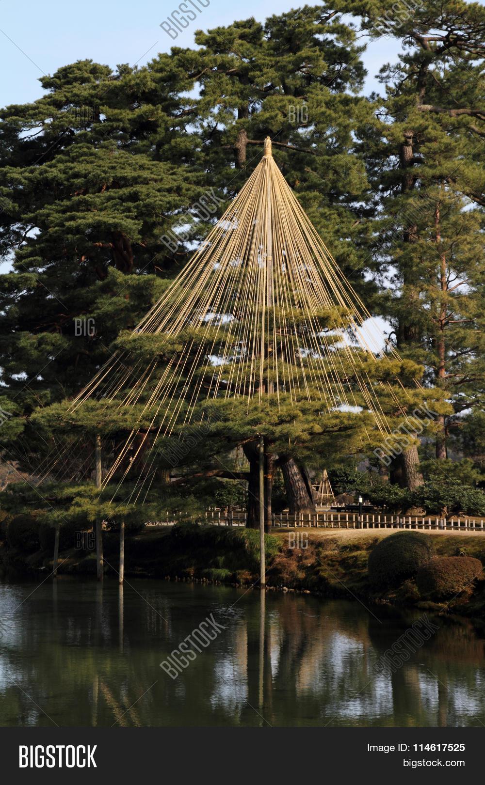 kenroku en japanese garden image u0026 photo bigstock