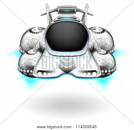 Anti Gravity Hover Car