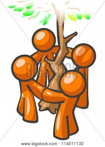 Orange Man Environmental Coservation