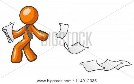 Orange Man Paper Trail