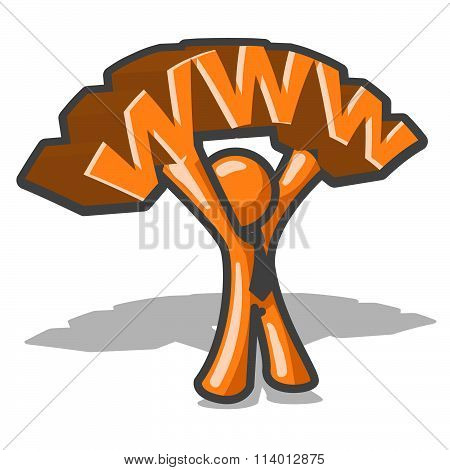 Orange Man Websites