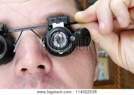 Special Glasses Microscopes