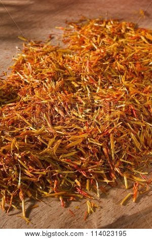Inflorescence Saffron Most Expensive Spice