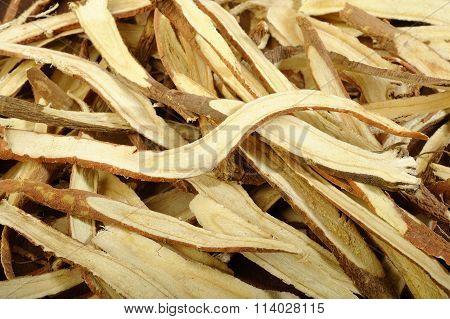 Dried Liquorice Roots