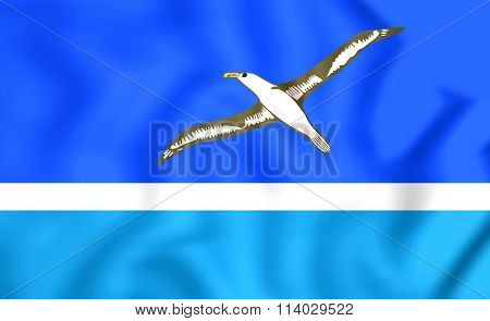 Flag Of Midway Islands