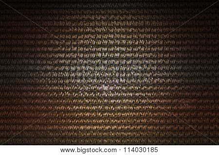 Abstract Gold And Copper Colour Background