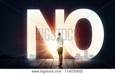 Facing big difficulties