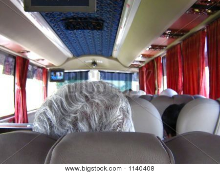 Oldage Holiday Coach Journey