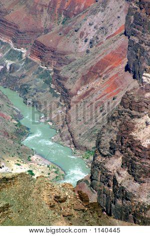 Grand Canyon - Colorado Rapids