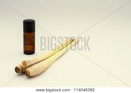 Aromatherapy lemongrass